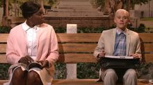 Kate McKinnon Plays Jeff Sessions as Forrest Gump, Mocks Kellyanne Conway in New 'Saturday Night Live'