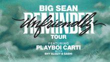 """Big Sean To Headline North American """"Unfriendly Reminder Tour"""""""