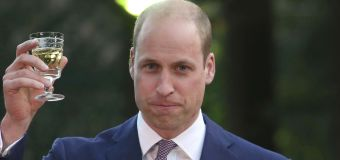 Adorable photo accompanies William's Prince Philip tribute