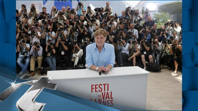 Movie News Pop: Redford Swept Away in Shipwreck Saga 'All is Lost'