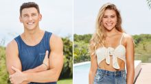 Bachelor in Paradise's Blake and Caelynn Face Off Over Exposed Text Messages