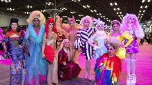 RuPaul's DragCon NYC is 'ground zero of the resistance' with Elizabeth Warren campaign, voter registration
