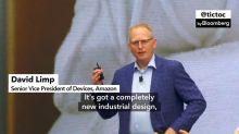 Amazon Redesigns Its Echo Speaker