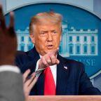 Coronavirus latest news: Donald Trump defends doctor touting hydroxychloroquine
