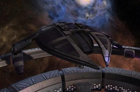 New Star Trek Online developer diary explores the abandoned Jem'Hadar ships