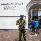 Sri Lanka Officials Blame Local Islamist Group For Terror Attacks