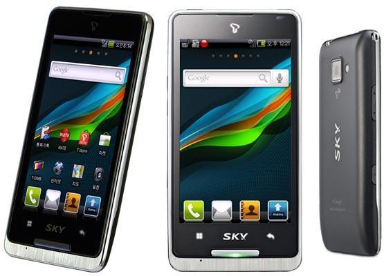 Pantech drops AMOLED completely due to shortage, may resume use in 2H 2011