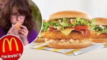 McDonald's unveils expanded chicken range including three new burgers