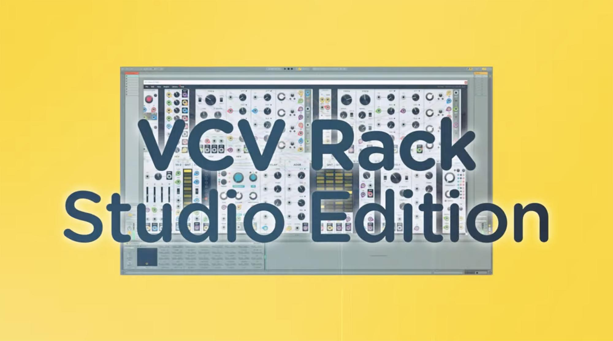VCV Rack 2 Studio Edition