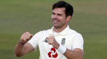 James Anderson two wickets shy of 600 as team-mate Dom Bess calls him best ever