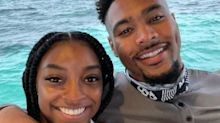 Jonathan Owens supports girlfriend Simone Biles amid exit: 'I'm always here for you'
