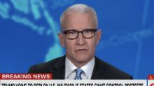 Anderson Cooper asks Trump 'Who's the thug?' in stinging TV monologue