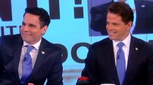 Anthony Scaramucci roasted by Mooch impersonator Mario Cantone