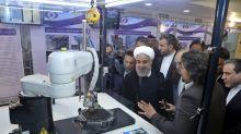 Iran says production of enriched uranium exceeds goals