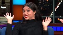 Wait Until You See Taraji P. Henson On 'Saved By The Bell'
