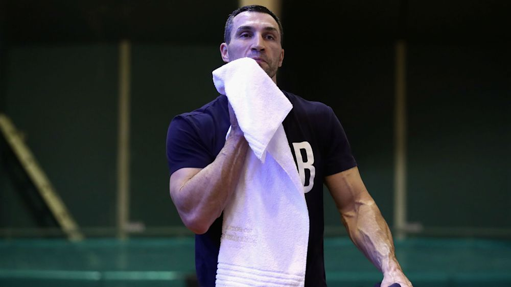 Vitali Klitschko backs his brother in what could be last-chance saloon