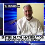 Bureau of Prisons chief removed after Jeffrey Epstein's suicide