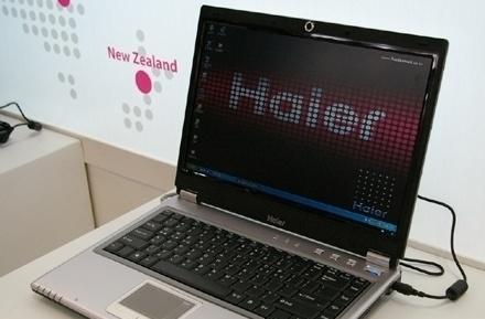Haier's new W61N 14-inch Merom offering is looking fit