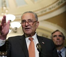 Chuck Schumer compared McConnell to Southern senators who fought civil rights reforms in the '60s over GOP opposition to the voting rights bill