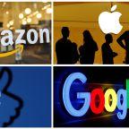 Facebook and Amazon ramp up lobbying efforts amid scrutiny