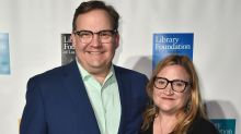 Andy Richter and Wife Sarah Thyre Officially File for Divorce After 27 Years Together