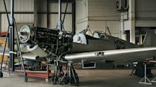 Meet the man who built a Spitfire from scratch – starting with a single rivet