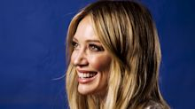 Hilary Duff claims she got an eye infection from 'all the COVID tests at work.' Experts say it's 'very unlikely.'
