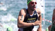 Triathlon - Mondiaux - Dorian Coninx, champion du monde de relais mixte avec les Bleus: «Un sentiment extraordinaire»