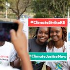 Africa's cities face the harshest outcomes of climate change and its young people know it