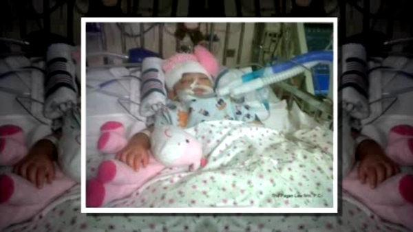Mother says baby critically injured at day care
