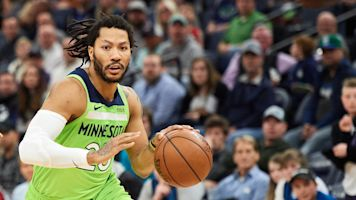 Derrick Rose underwent surgery on right elbow, officially ending season