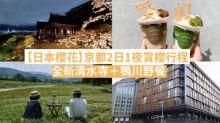 【日本櫻花】京都兩日一夜賞櫻行程 全新清水寺+鴨川野餐
