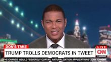 Don Lemon Rips Trump Campaign's New Attack: 'Are You People Insane?'