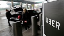Uber prices IPO at $45, toward the low end of stated range