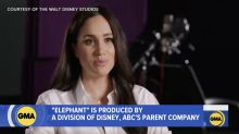 Meghan Markle discusses Disney+ voiceover role in 'first post-Megxit interview'