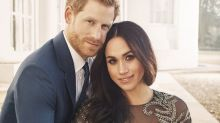 Meghan Markle wears risqué sheer dress for official engagement photo
