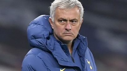 In trophy-filled career, Mourinho now at his peak
