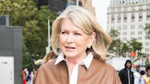 Martha Stewart, 78, Shows Us How a Swimsuit Thirst Trap Is Done