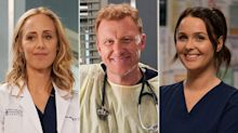 Kim Raver, Kevin McKidd and Camilla Luddington Sign on for 3 More Seasons of Grey's Anatomy : Report