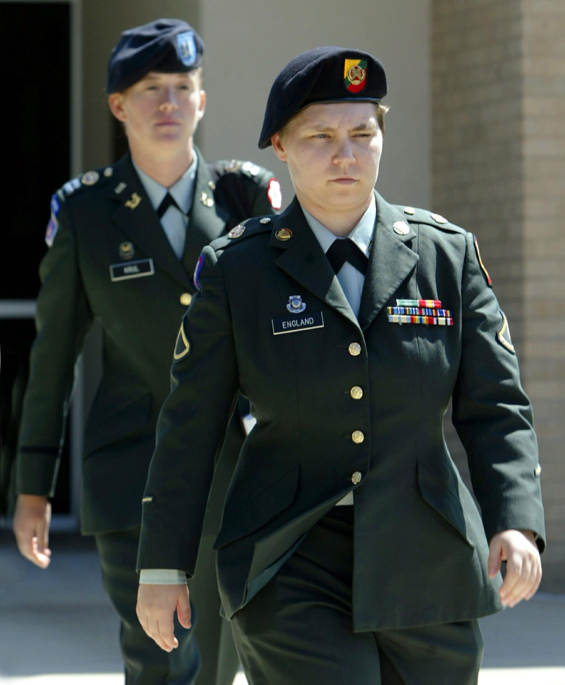 Abu Ghraib guard gets 6-month term | The Spokesman-Review