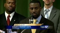 Milwaukee county board proposes budget cuts