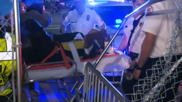 Miami music festival trampling prompts safety concerns
