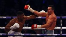 Boxing - At 41, Klitschko belatedly finds acclaim in defeat