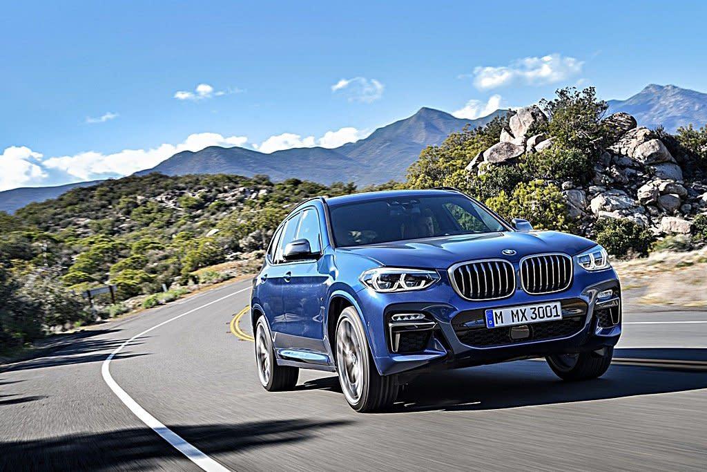 BMW今夏全面開戰,全部車系小改進化變得更環保、更有個性