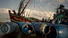Human traffickingand violence still rife in Thai fishing industry