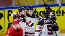 O'Reilly the hero as Canada beat Olympic champs Russia