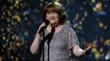 Susan Boyle says there's 'light at the end of the tunnel' after receiving COVID jab
