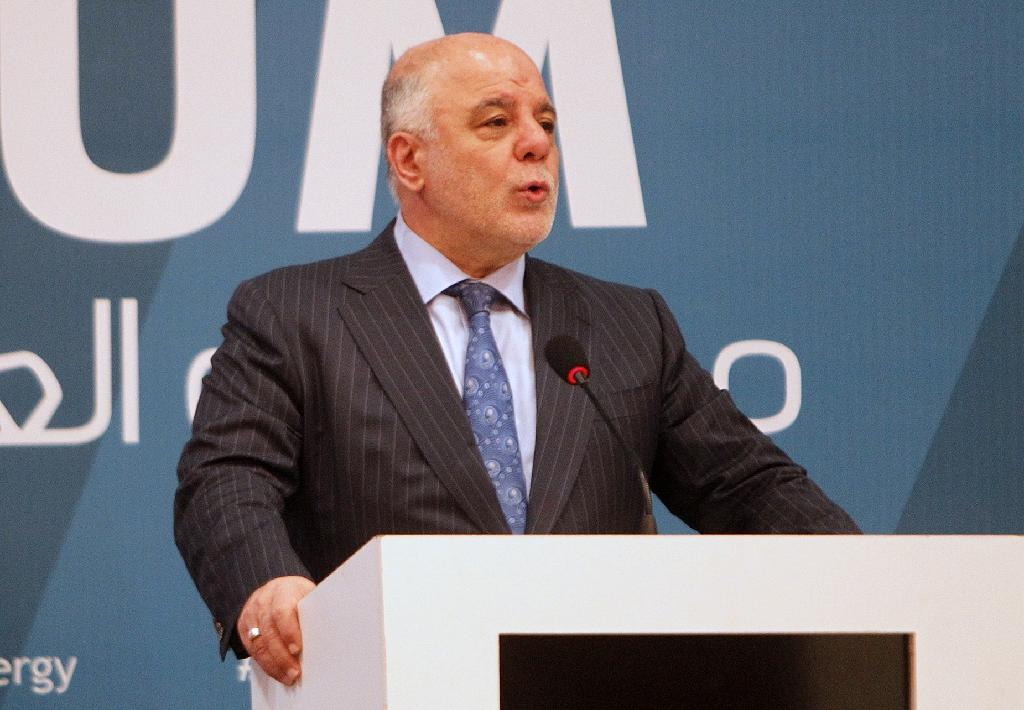 """""""The referendum is rejected, whether today or in the future, in the Kurdistan region within the 2003 borders or in the disputed areas,"""" Iraqi Prime Minister Haider al-Abadi said"""
