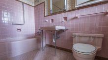 Banheiro cor de rosa: a nova tendência vintage queridinha dos Millennials!