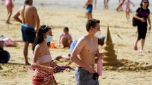 What locals think of Spain's U-turn on mask wearing on the beach